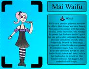 MaiWaifu(Witch)Profile