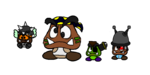 Goomba Force