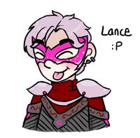 Human lance
