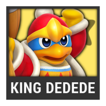 ACL -- Super Smash Bros. Switch character box - King Dedede