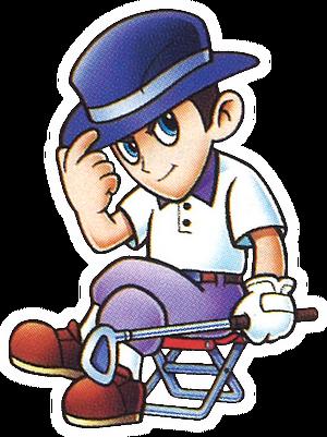 MarioGolfBadge Gene