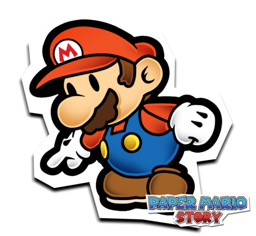 File:Mario pm story artwork by pokemon diamond-d3itywr.png