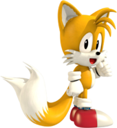 Classic Tails 02