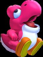 Pink Baby Yoshi 2