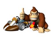 MKW Artwork Donkey Kong
