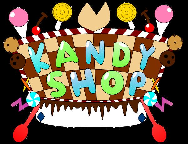 Kandy Shop Logo by WereWaffle