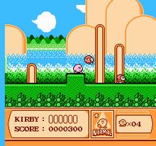 Kirbys adventurd