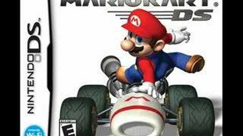 Mario Kart DS Airship Fortress