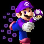 Poison Mario