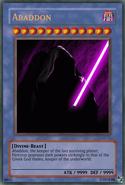 Abaddon card