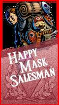 Happy mask sal