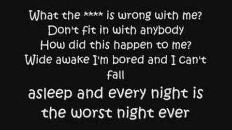 Simple Plan - I'm Just A Kid Lyrics