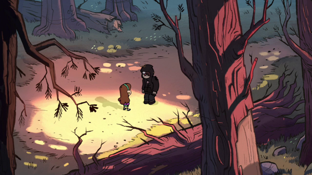 File:S1e1 mabel and norman in forest.png