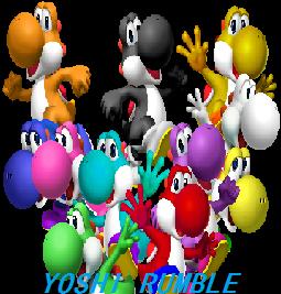 Yoshi Rumble
