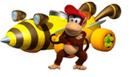Diddy Kong Artwork