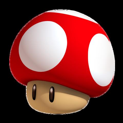 File:1000px-Super Mushroom SM3DL.png