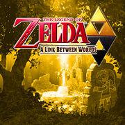 The Legend of Zelda A Link Between Worlds NA cover