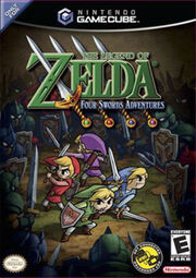 250px-The Legend of Zelda Four Swords Adventures Game Cover