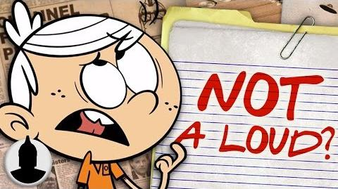 Is Lincoln Loud ADOPTED??? The Loud House Conspiracy - Cartoon Conspiracy (Ep