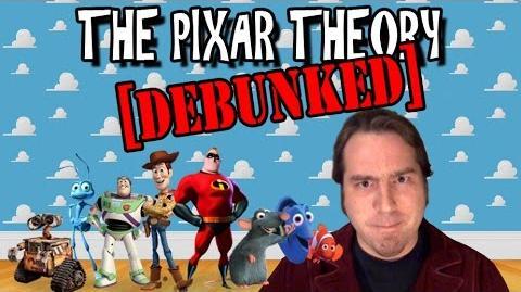 The Pixar Theory - DEBUNKED!