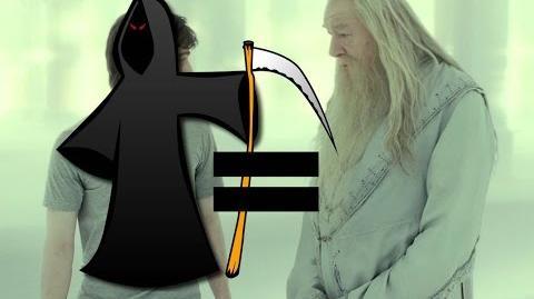 Dumbledore is DEATH