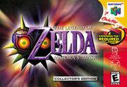 250px-The Legend of Zelda - Majora's Mask Box Art