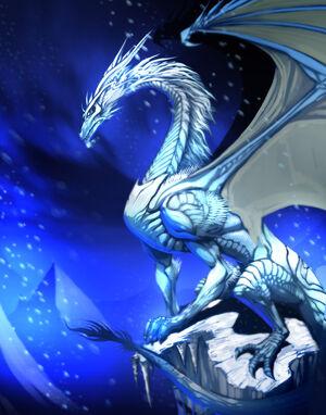 Dragon Rival by el grimlock