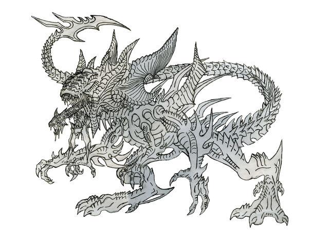 File:Xenomorph King by Dodger the Hedgehog.jpg