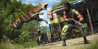Animales de Far Cry 3