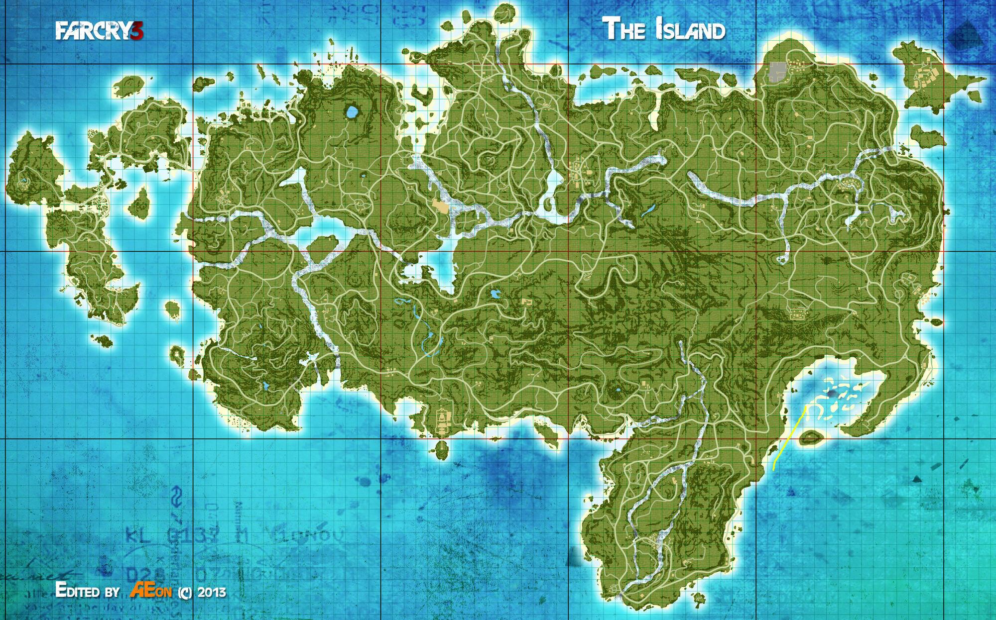 Far Cry 5 Full Map: Image - Far Cry 3 - N-Island - Clean Q60.jpg