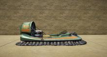 Hovercraft view