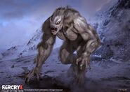 Far Cry 4 DLC Valley of the Yetis concept art by XuZhang (74)