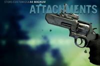 (FC3) .44 Magnum Attachment 4 Reflex Sight