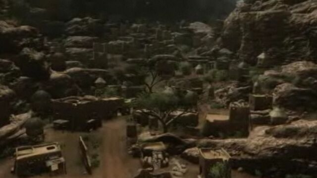 File:Dogon Village 1.jpg