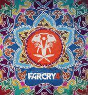 Farcry4 promo soundtrack vinyl