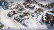 Far Cry 4 DLC Valley of the Yetis concept art by XuZhang (58)