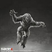 Far Cry 4 DLC Valley of the Yetis concept art by XuZhang (43)