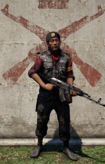 Army Assaulter Commander