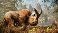 Far cry primal two horn rhino