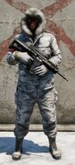 Guard Snow Assaulter