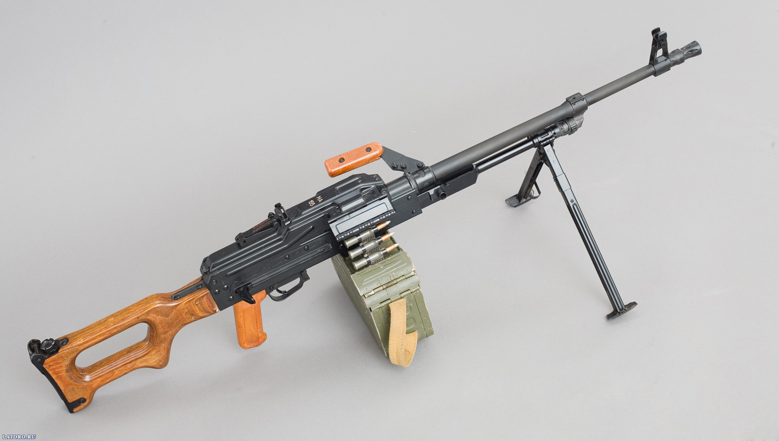 bkc machine gun