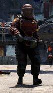 Royal Guard Heavy Gunner Commander
