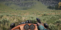 Hovercraft shot