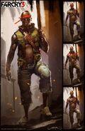 Farcry3 shotgun-pirate remko-troost