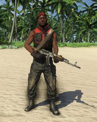 Pirate Assaulter Boss
