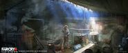 Far Cry 4 DLC Valley of the Yetis concept art by XuZhang (11)