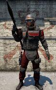 Guard Rocket
