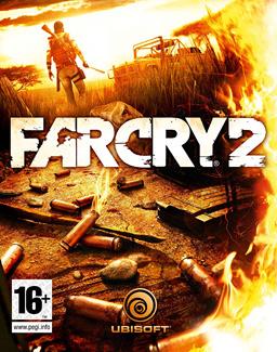 Archivo:Far Cry 2 cover art.jpg