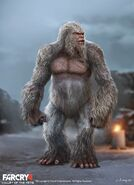 Far Cry 4 DLC Valley of the Yetis concept art by XuZhang (75)