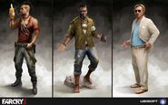 Farcry3 characters3 bruno-gauthier-leblanc